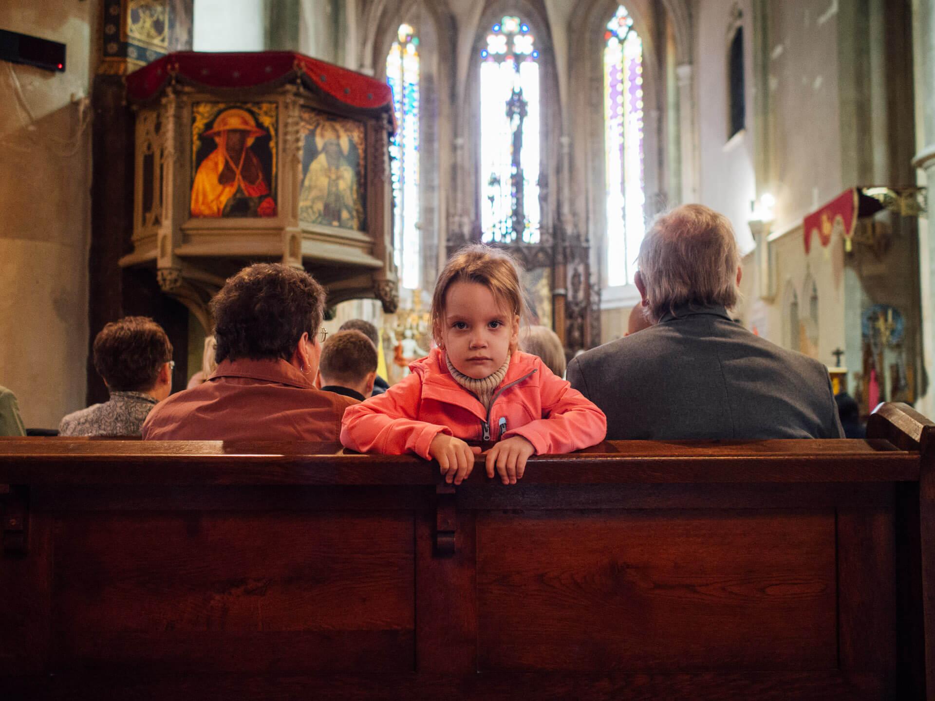 Viktória keresztelő
