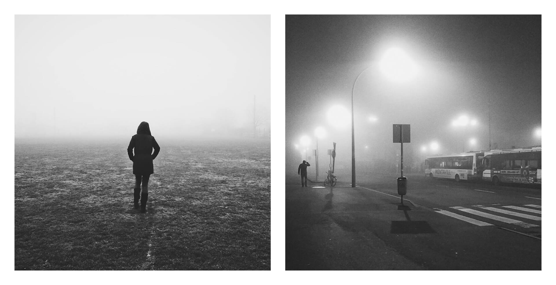 Instagram köd