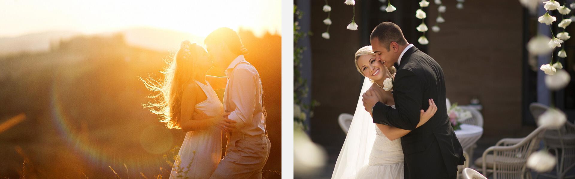 Klasszikus esküvőfotó stílus