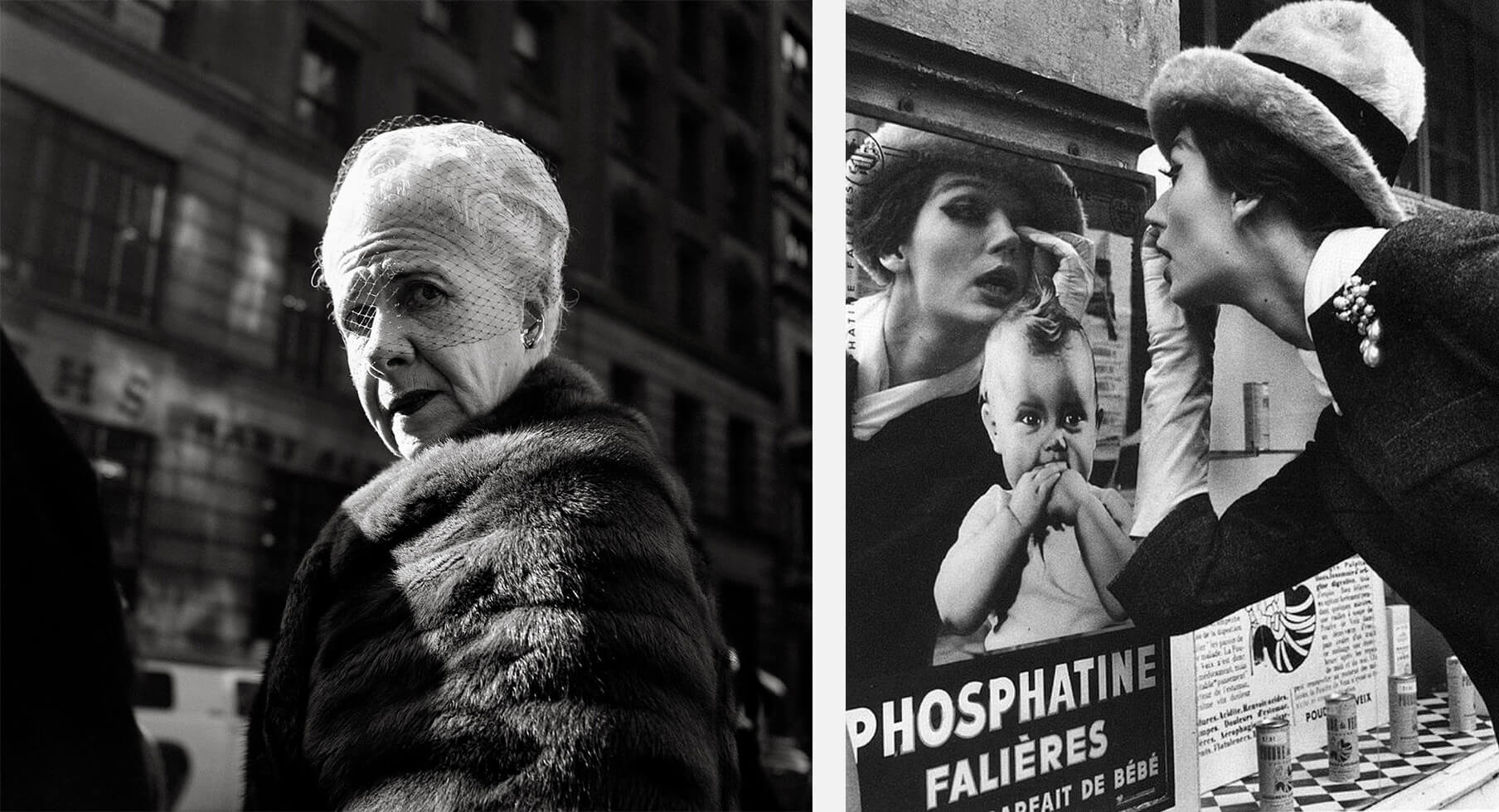 Vivian Maier – William Klein