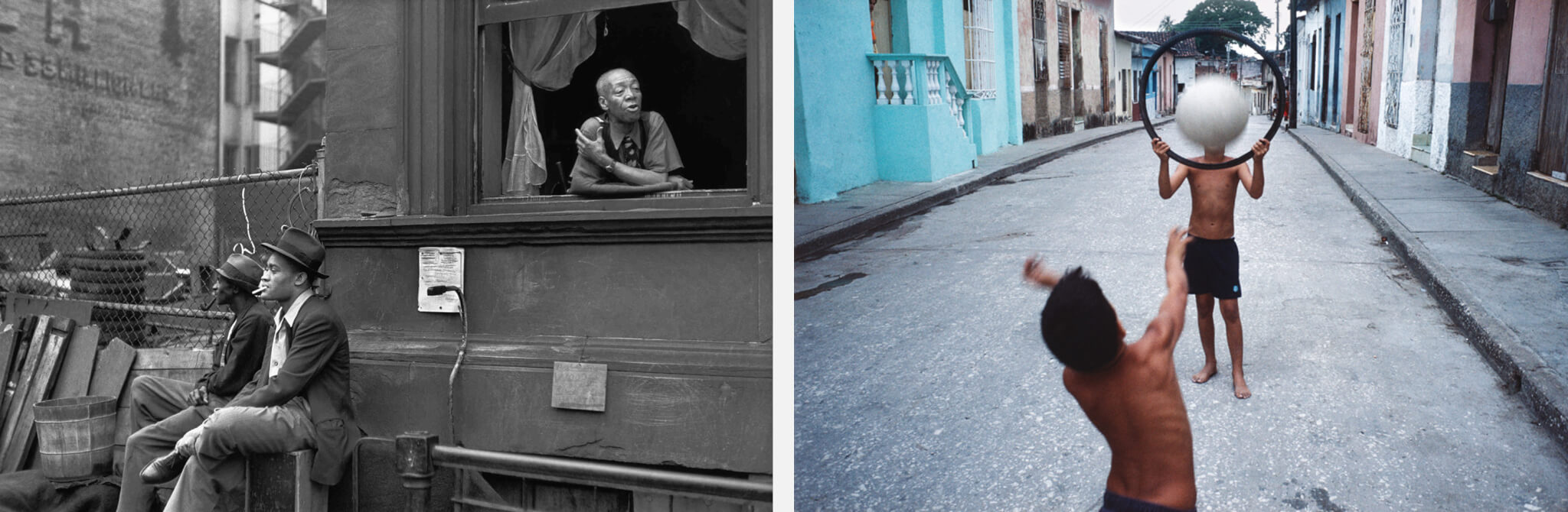 Henri Cartier-Bresson – Alex Webb