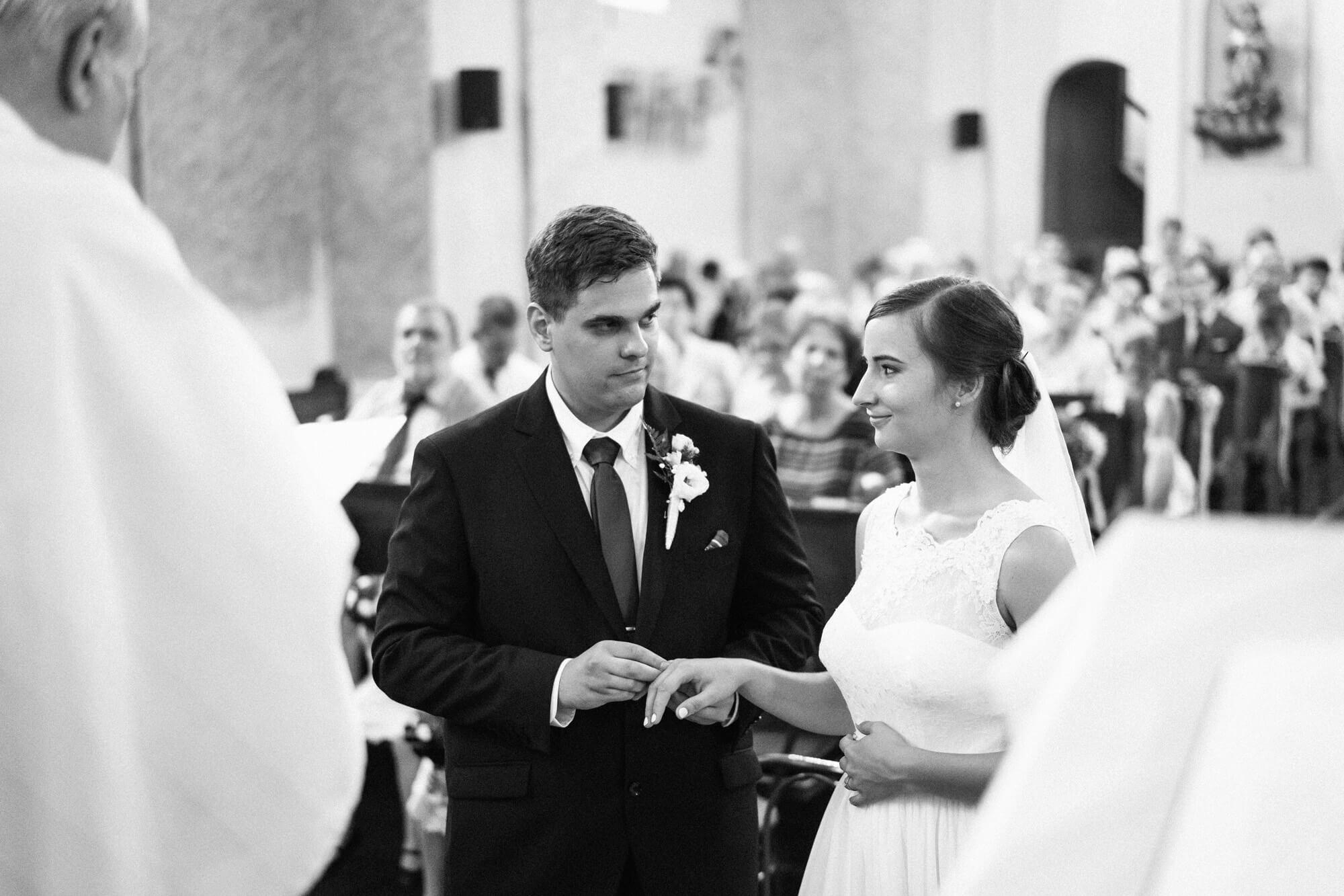 Zsuzsa és Marci esküvő Lövő