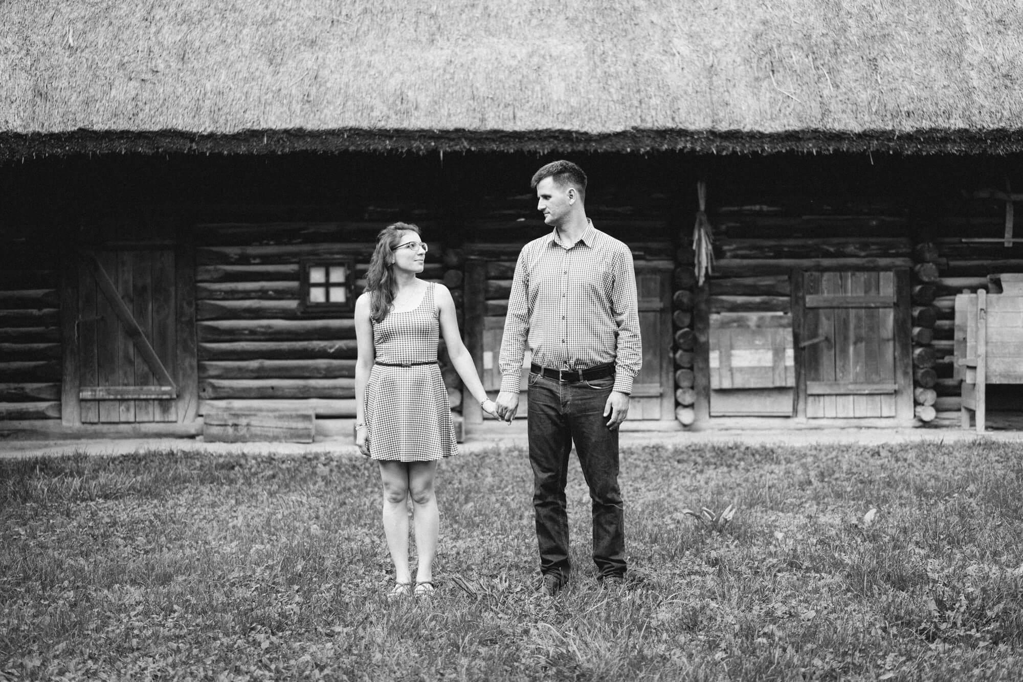Niki és Ádám Jegyesfotózás Zalaegerszeg