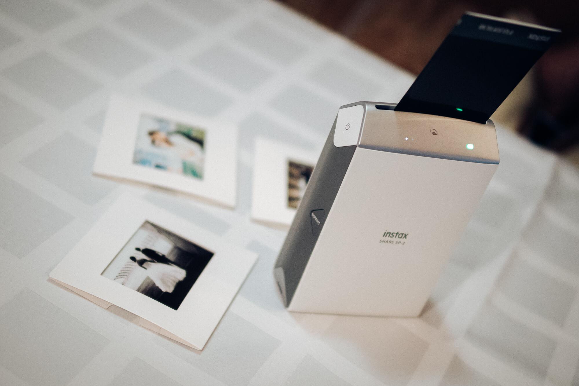 Instant filmes fényképezőgépek -Instax Share