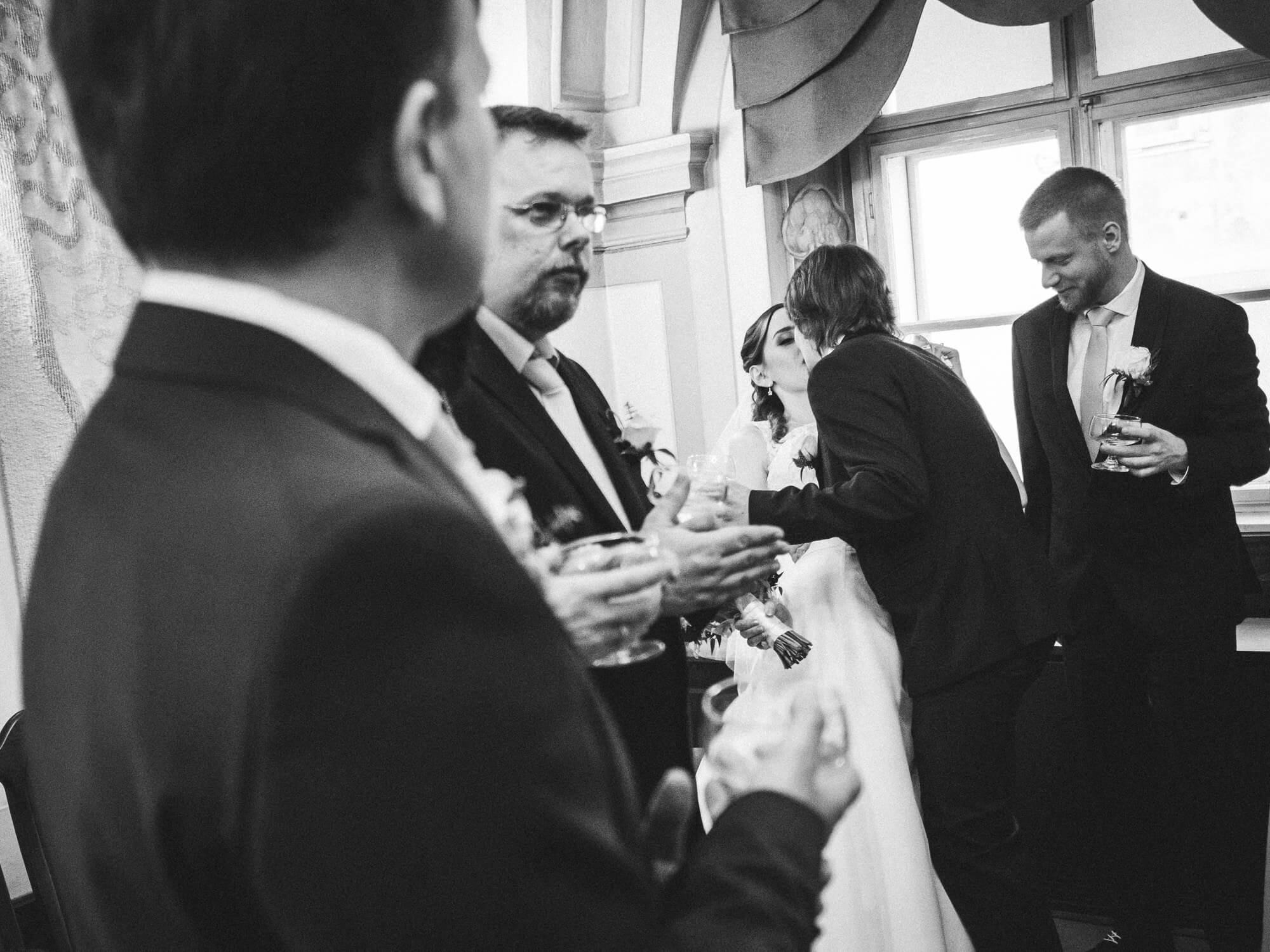 Dóri és Ádám esküvő Kőszeg