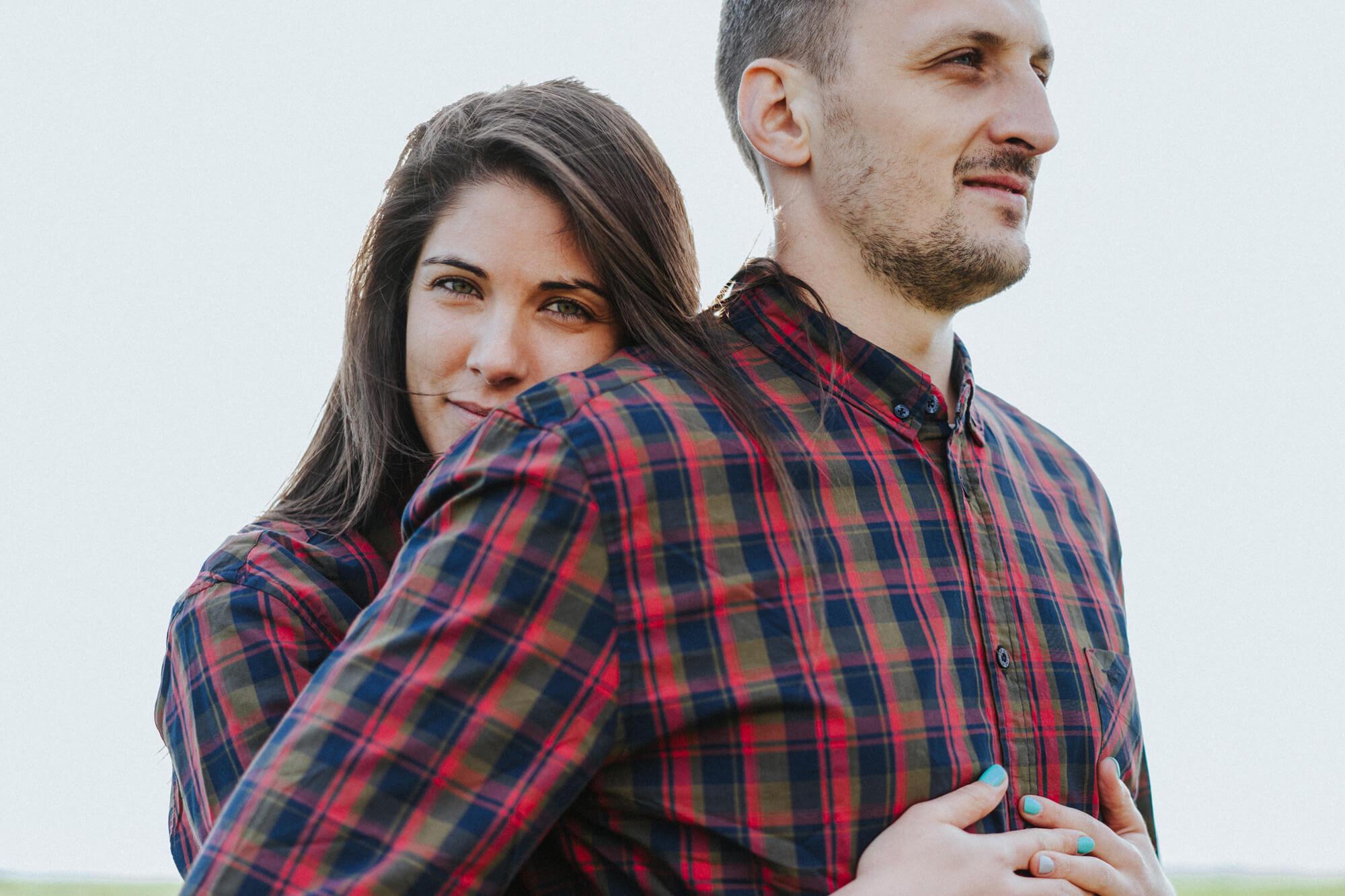 Vivien és Balázs jegyesfotózás Podersorf