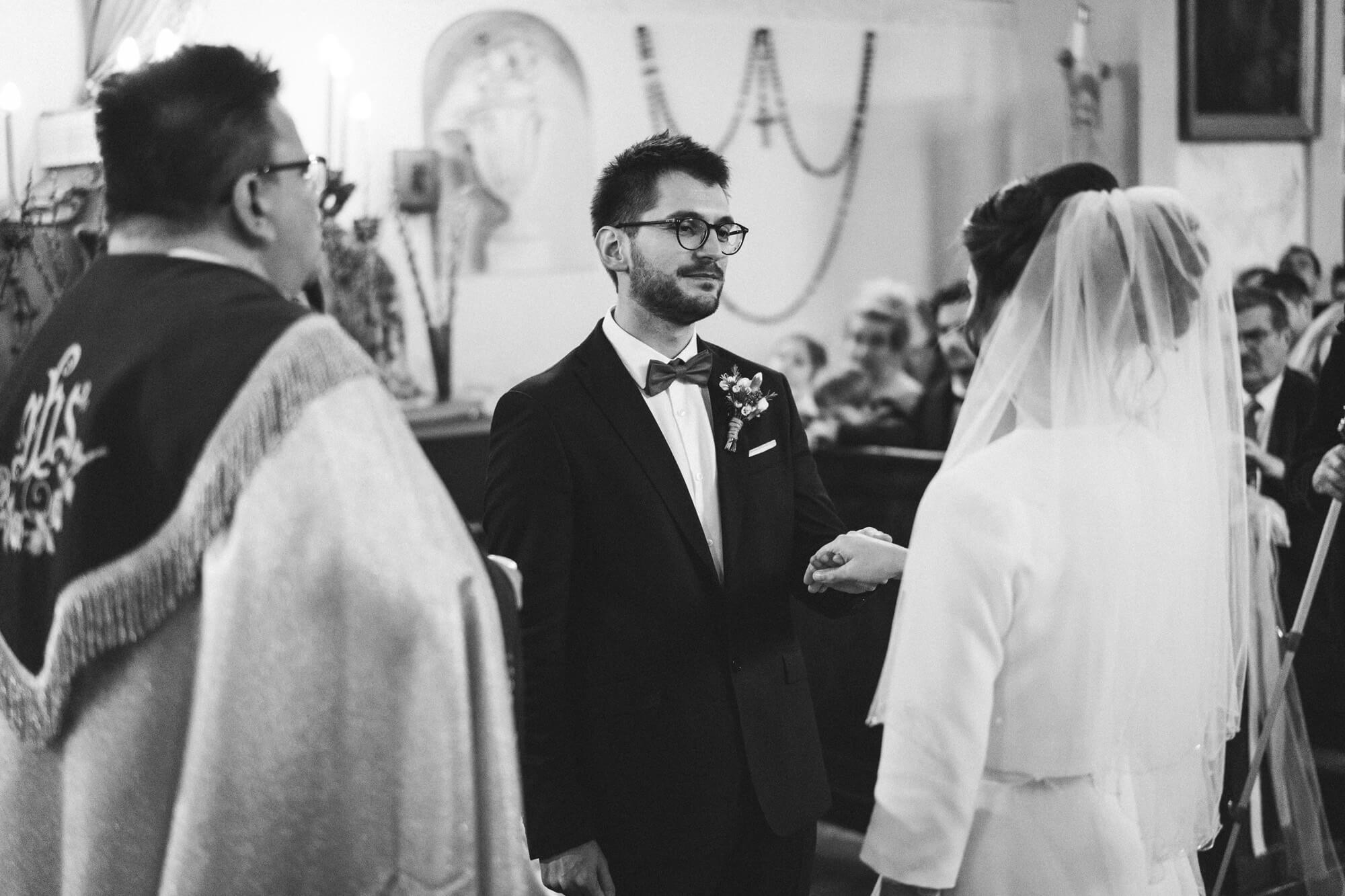 Dóri és Zalán esküvő Vasszécseny
